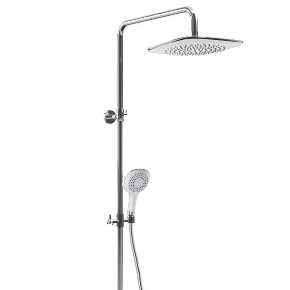 Душевая система, верхний душ 1 реж, ручной душ 1 реж, короб, SonWelle