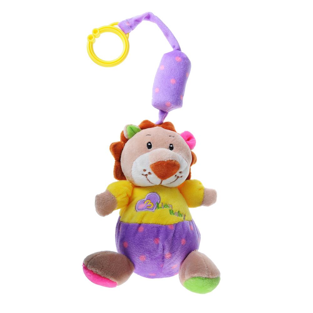 МЕШОК ПОДАРКОВ Игрушка подвеска плюшевая в виде животных, 39 см, плюш, 6 дизайнов