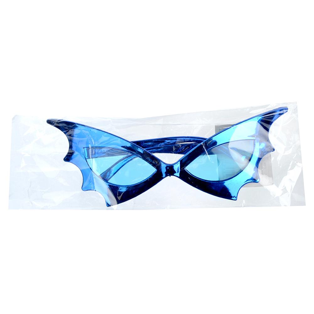 Очки карнавальные, пластиковые, 19х7 см, 6 цветов, СНОУ БУМ