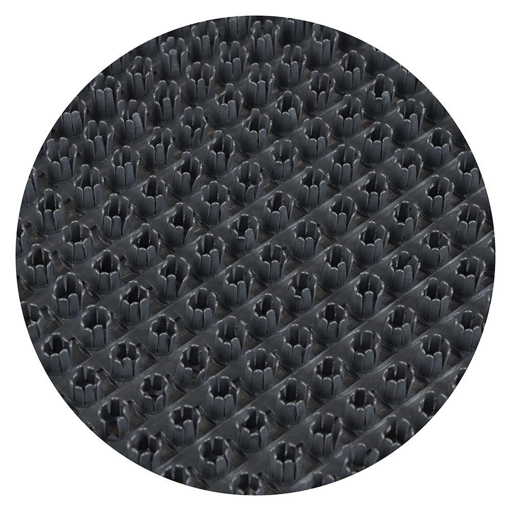Коврик придверный 0,3х0,6 м (травка), 4 цвета