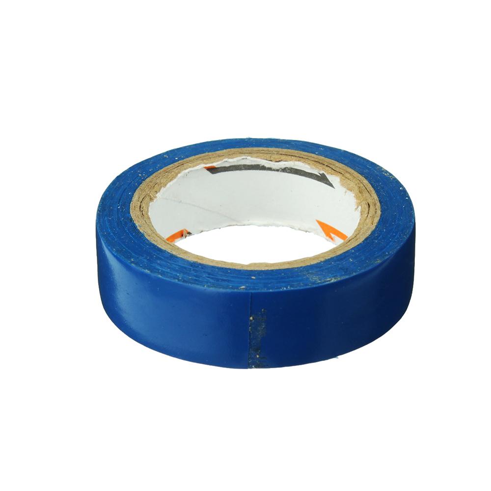 Изолента, 15 мм-7 м, синяя, ЕРМАК