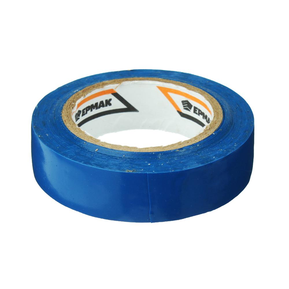 ЕРМАК Изолента 15мм-10м, синяя