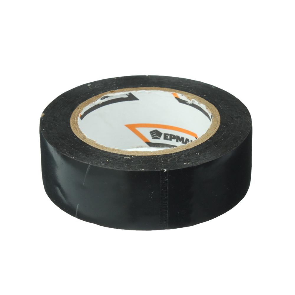 ЕРМАК Изолента 19мм-10м, черная