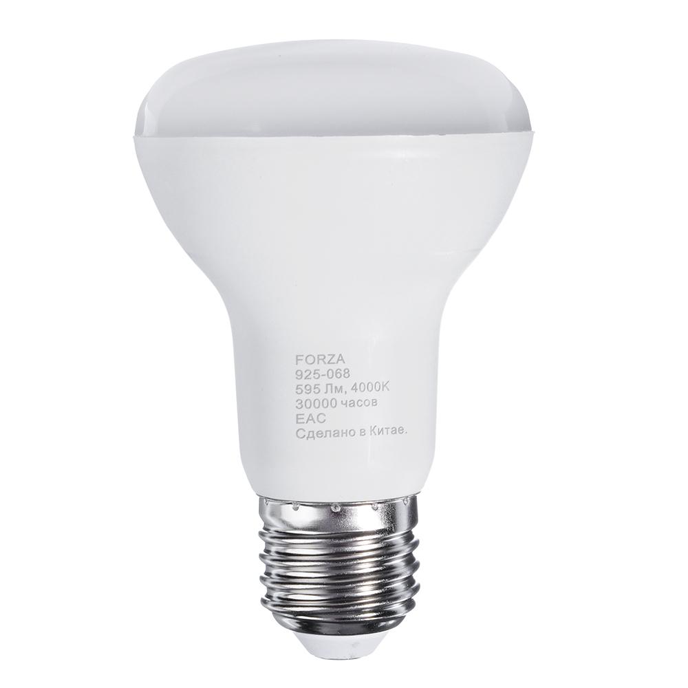 FORZA Лампа светодиодная рефлекторная R63 Е27 7W 595lm 4000К