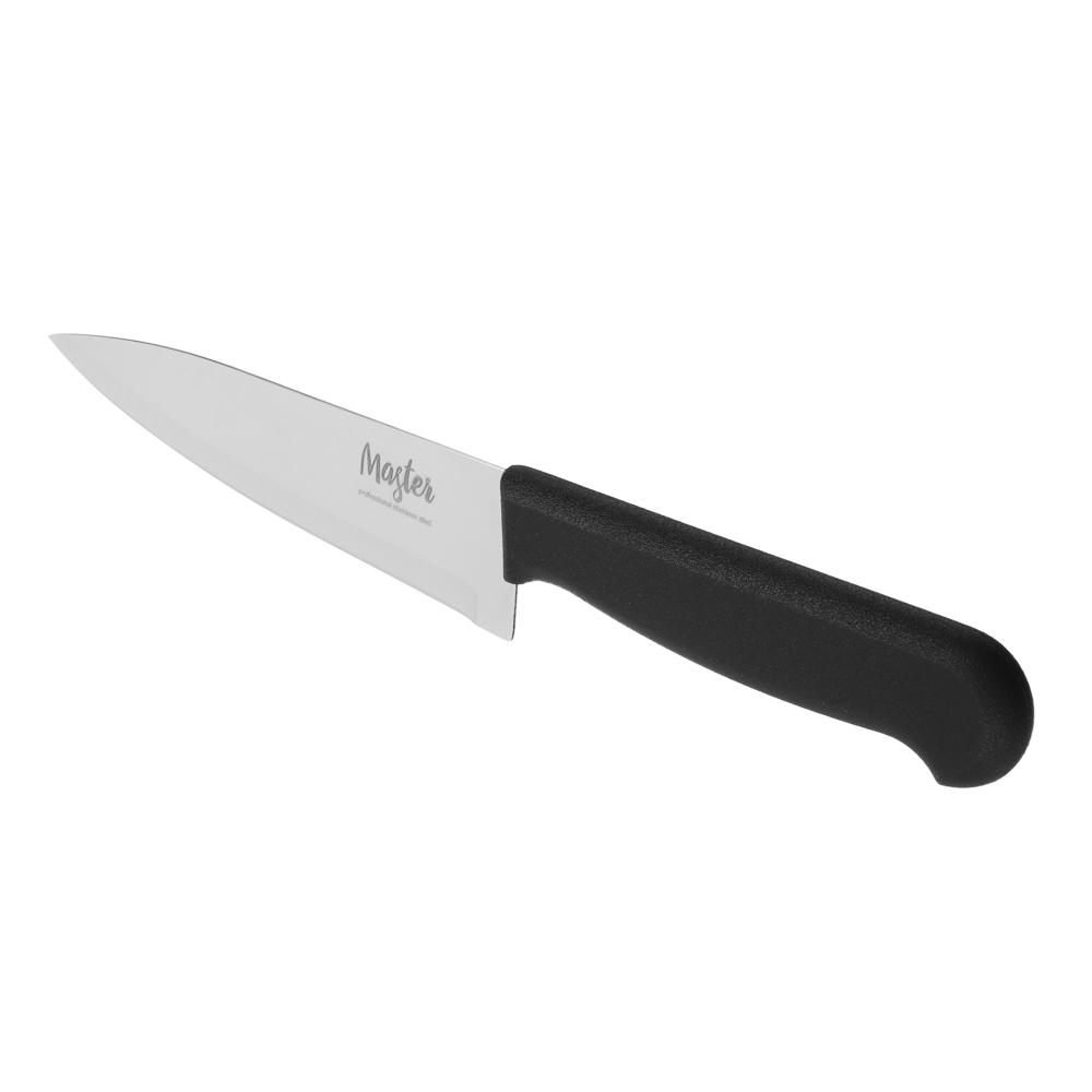 Нож универсальный 15 см МАСТЕР, пластиковая ручка