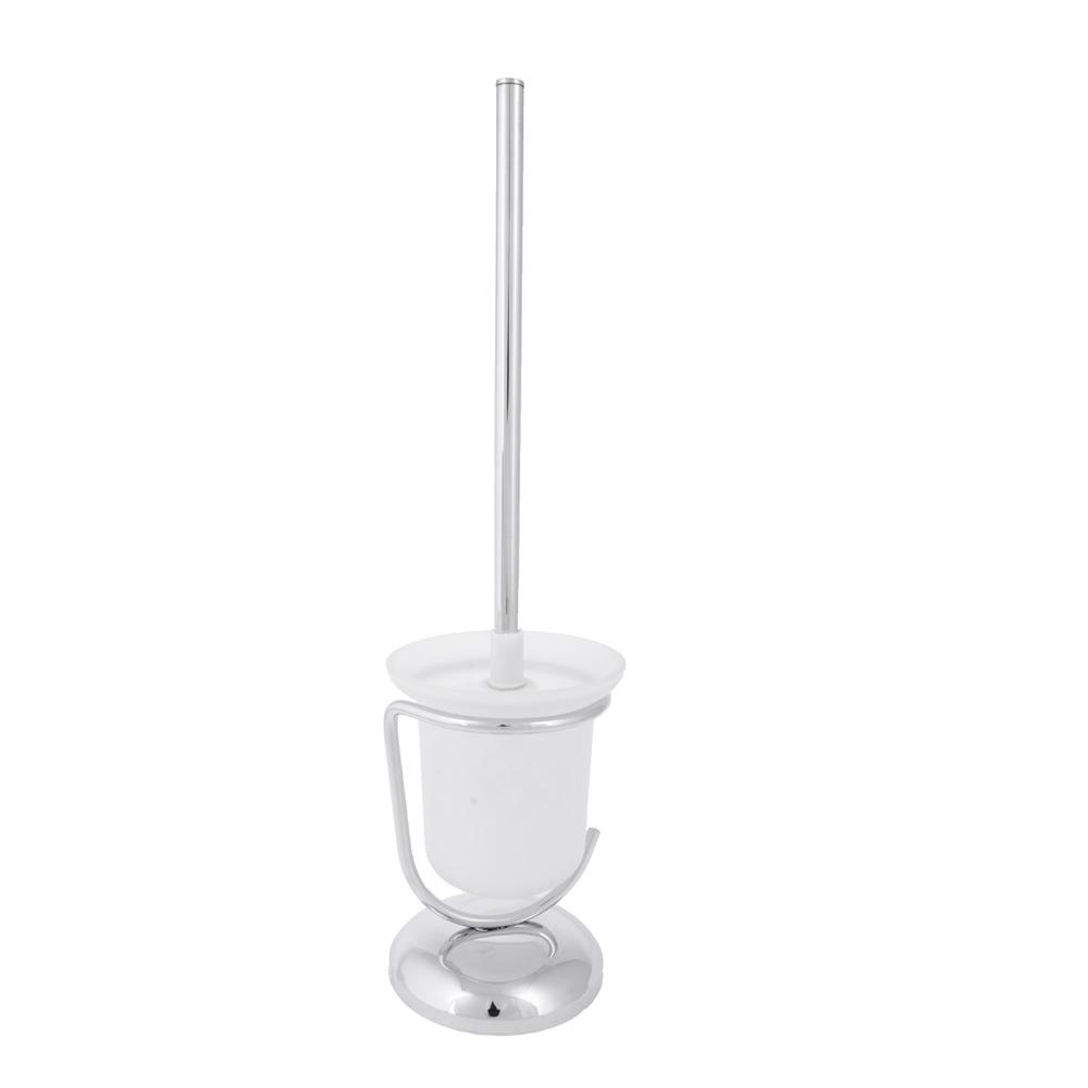 Ерш для унитаза напольный, стекло, SonWelle H706