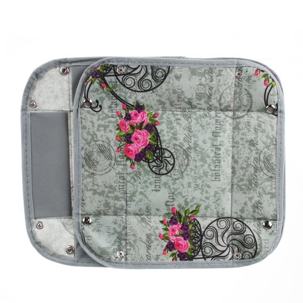 VETTA Прованс Набор коробок для хранения мелочей 18х12х5 ,12х12х5 см, 2 дизайна