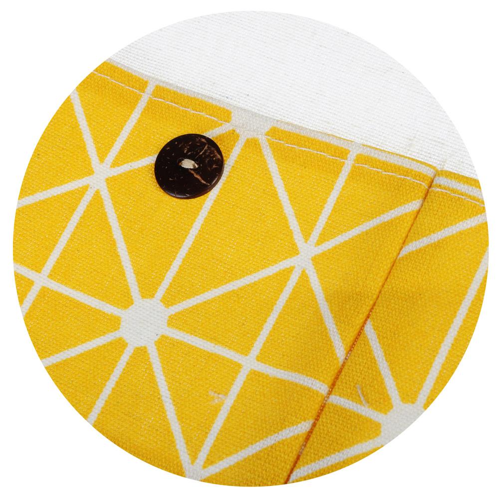 VETTA Подвесной кофр, 3 кармана, 25х32см, лен, полиэтилен, 2 дизайна