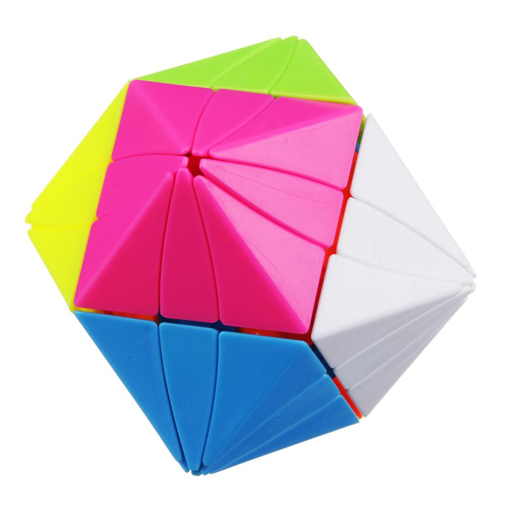 """Головоломка """"Пирамиды"""", пластик, 6,5х9х6,5см"""