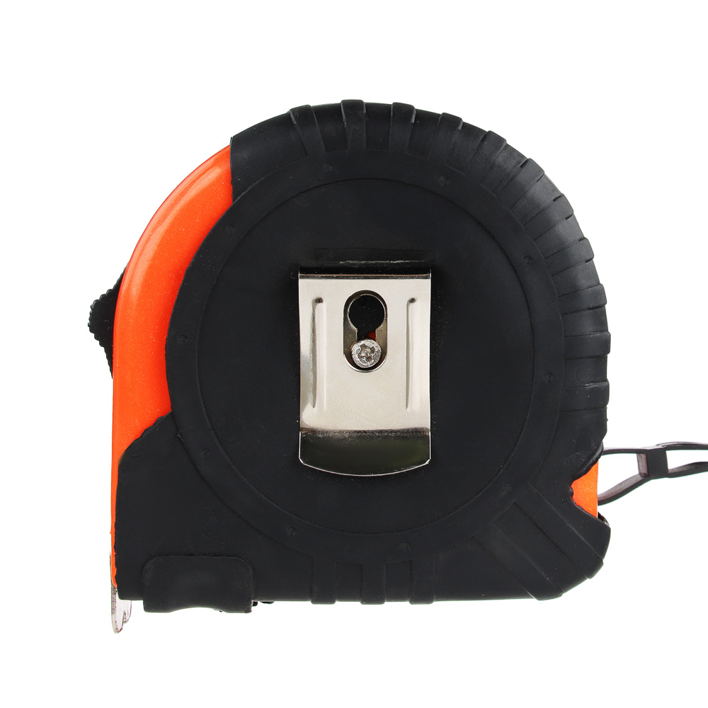 ЕРМАК Рулетка с обрезиненным корпусом, 10мх25мм