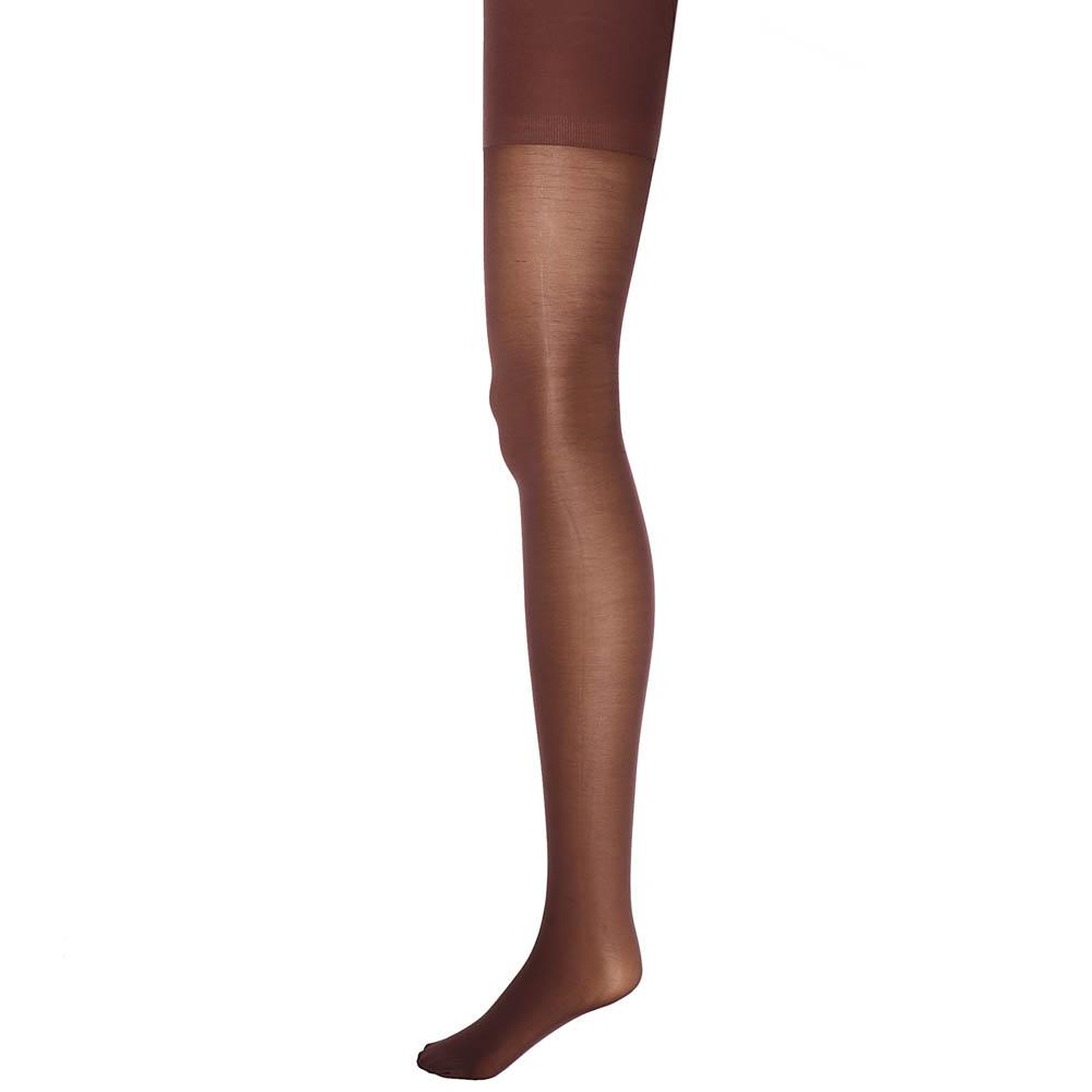GALANTE Колготки капроновые женские 70 DEN, 84% полиамид, 16%эластан, размер 1/2,3,4, цвет коньяк