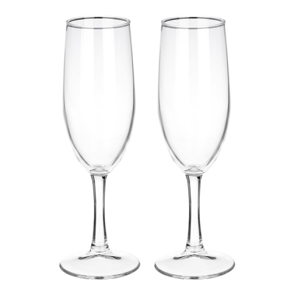 Набор бокалов для шампанского 2 шт., 250 мл, PASABAHCE Classique