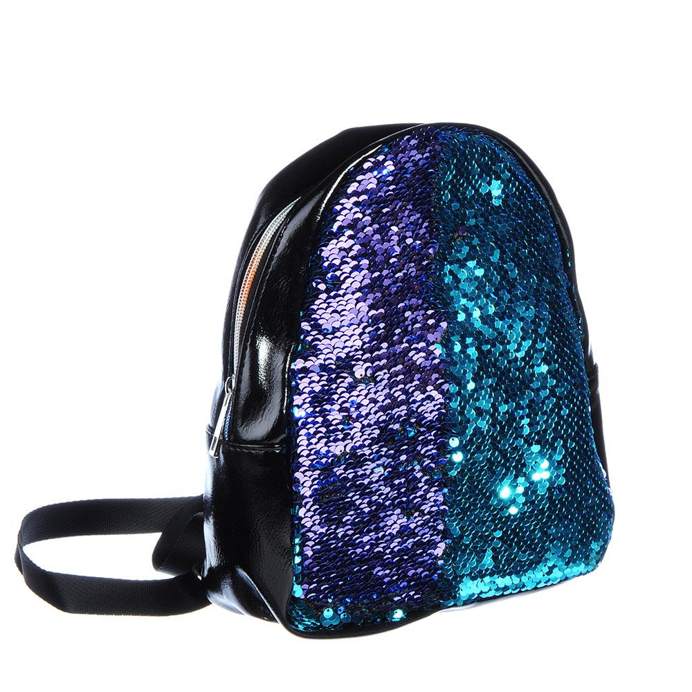 PAVO Рюкзак женский, полиэстер, PET, 24,5х20х8см, 3 цвета