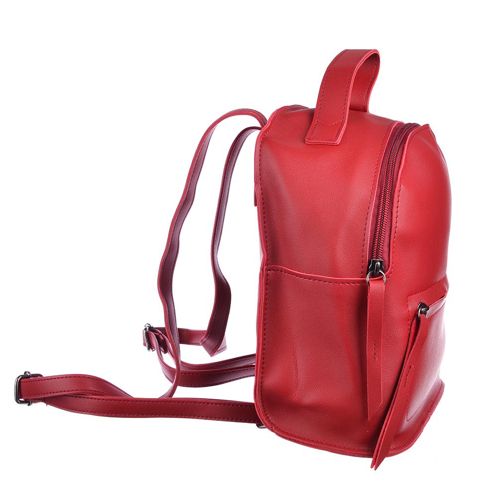 PAVO Рюкзак женский, ПУ, сплав, 20х22х9см, 3 цвета