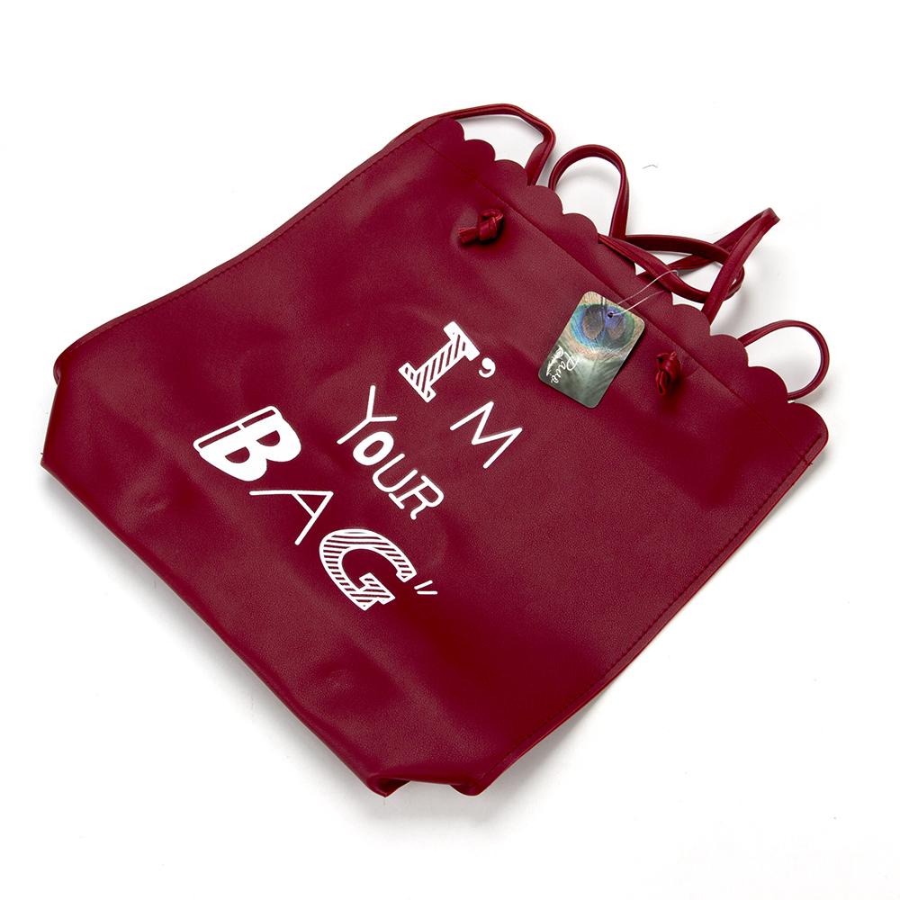 PAVO Сумка-шоппер на молнии, ПУ, сплав, 34х34х8см,3 цвета