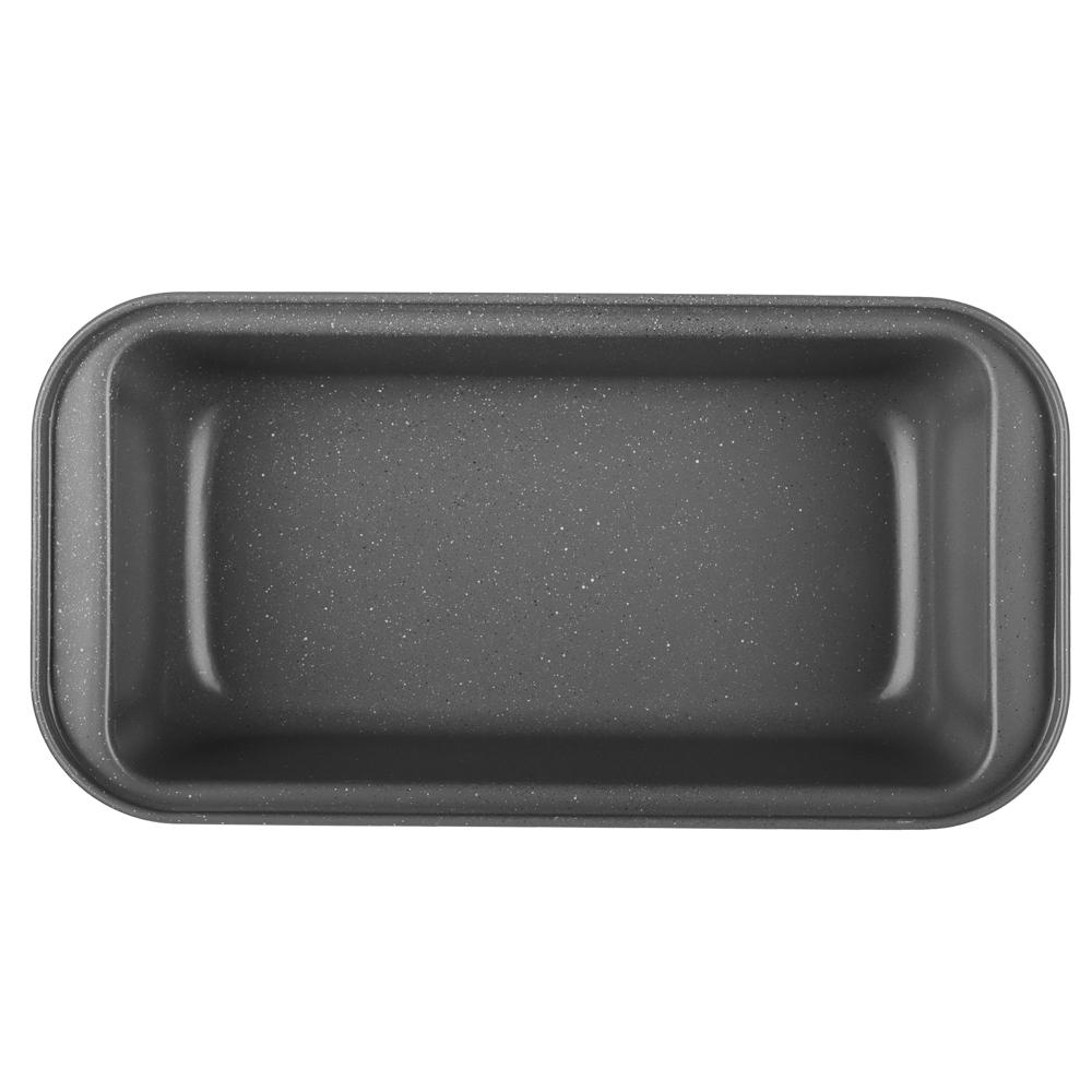 Форма для выпечки хлеба 25х13х6 см SATOSHI, антипригарное покрытие мрамор