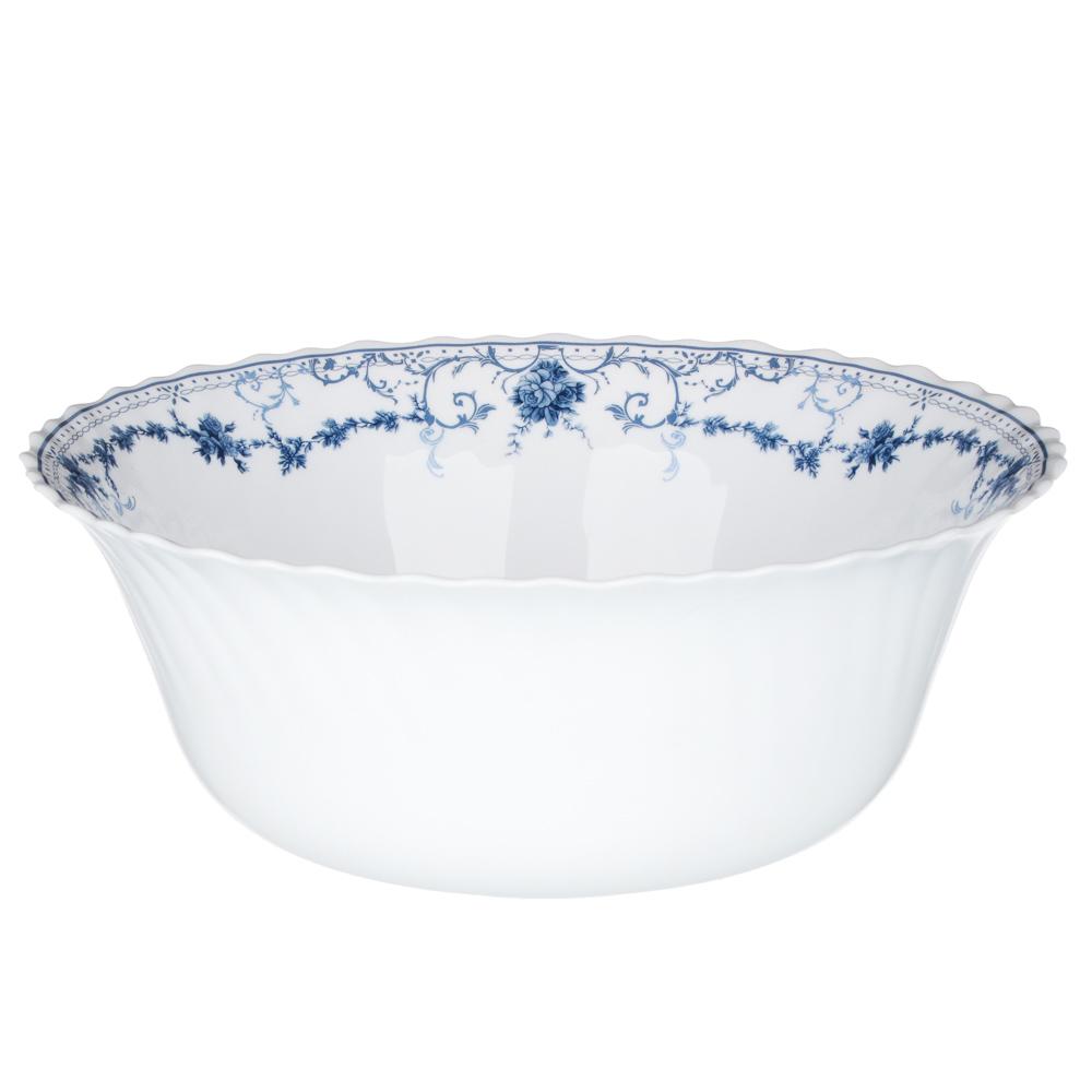 """Набор столовой посуды 19 предметов, опаловое стекло, MILLIMI """"Ариадна"""""""