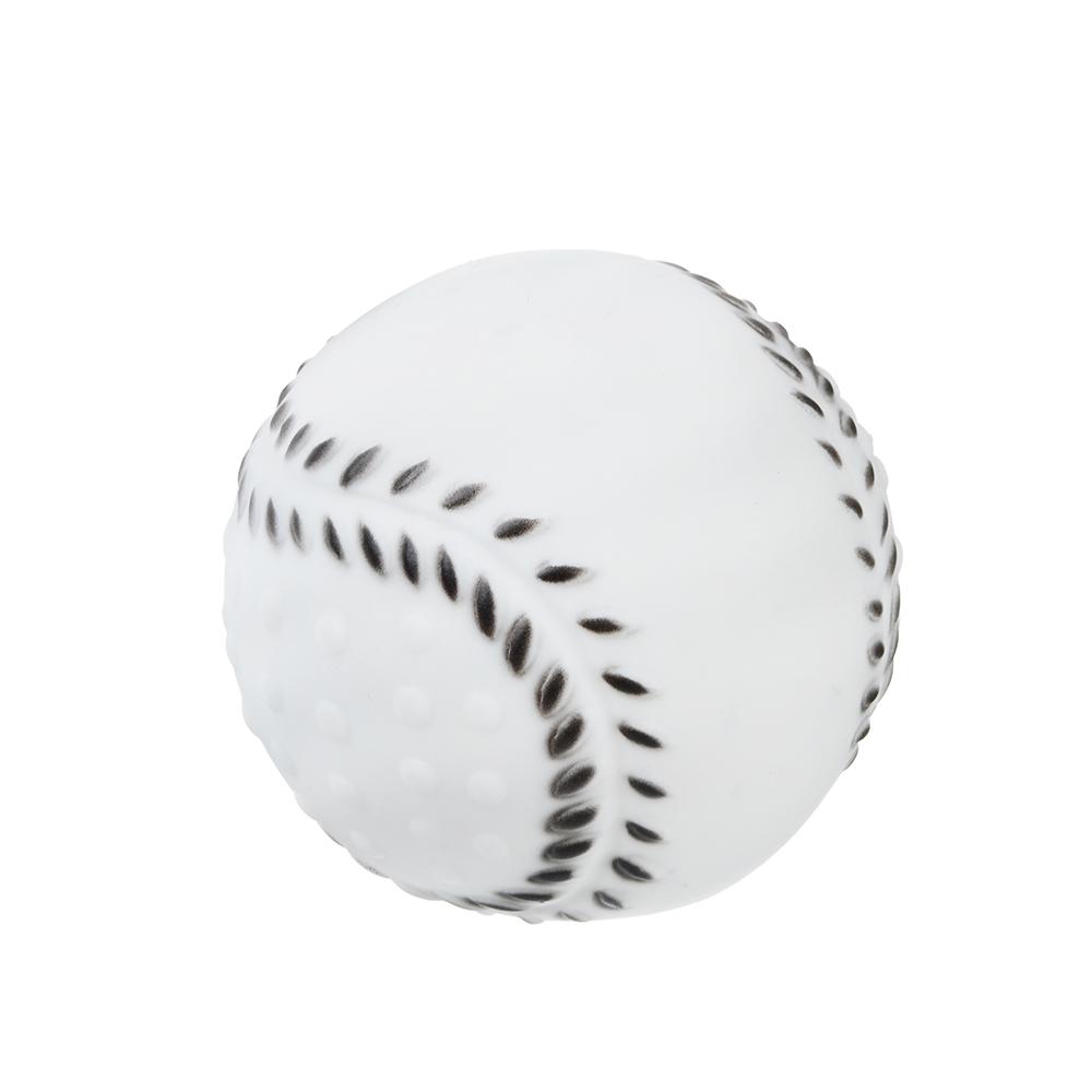 """Игрушка для собак """"Мячик"""", резина, d7,5см, 3 дизайна"""
