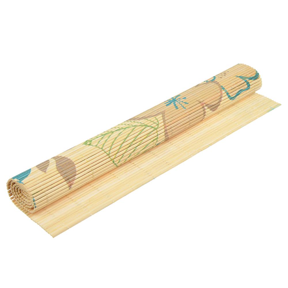 Салфетка, бамбук, 45х30см, Цветок