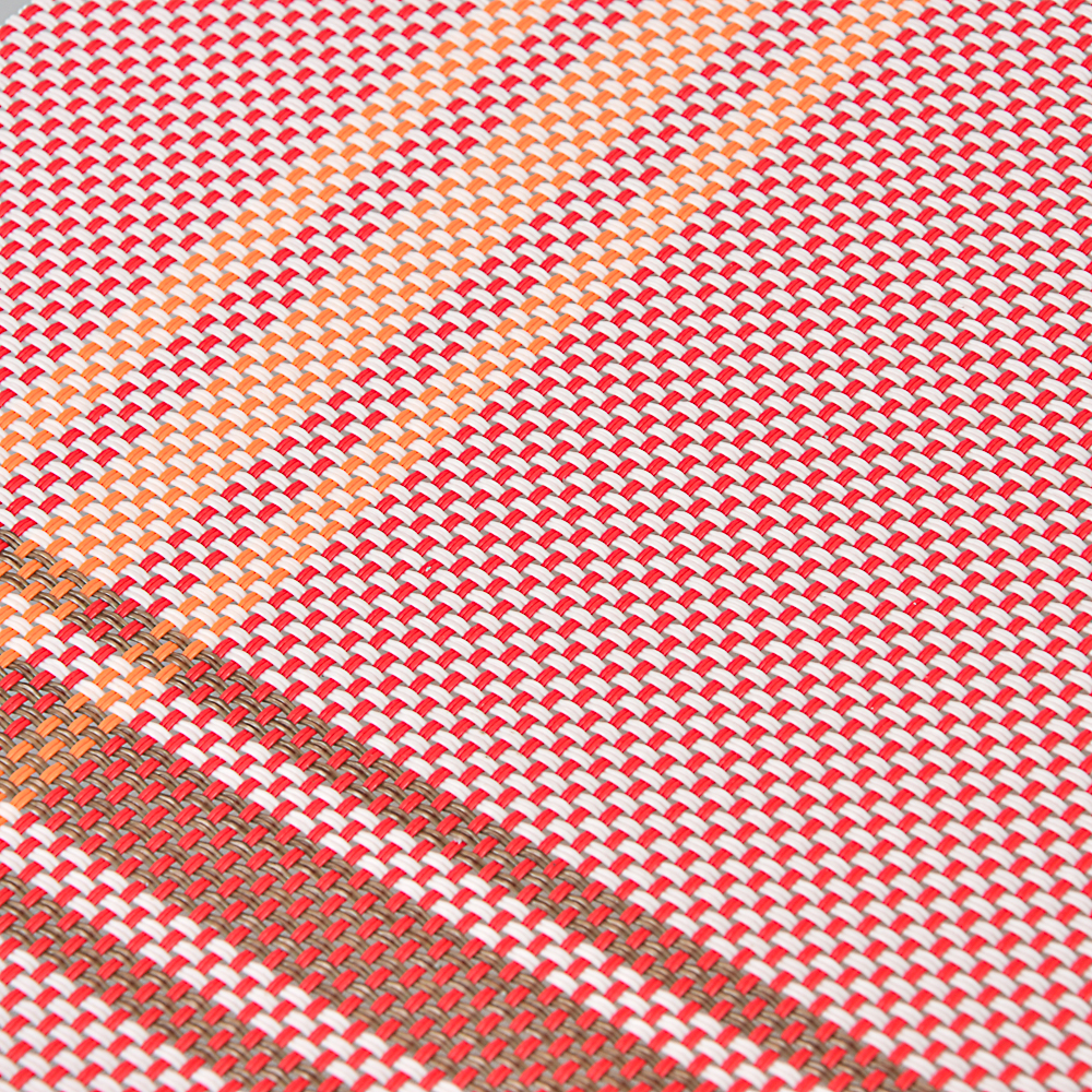 "Салфетка сервировочная ПВХ, 30x45см, 4 цвета, ""Самобранка"""
