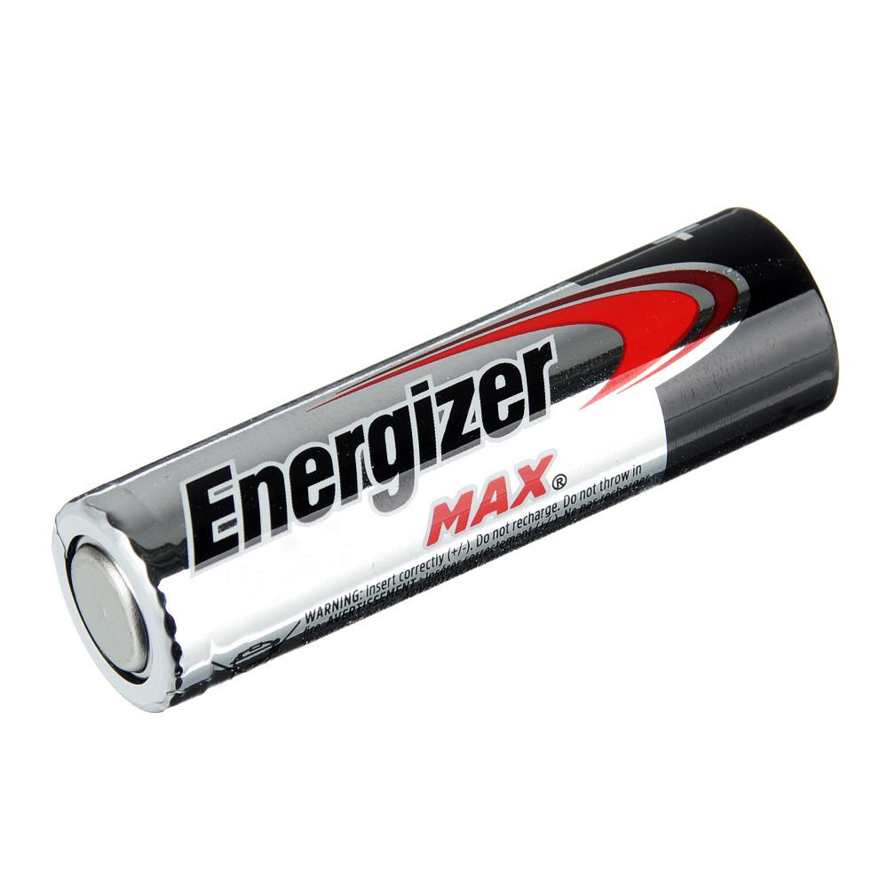 "Батарейки, 2 шт, щелочная, тип ААA (LR03), BL, Energizer MАХ ""Alkaline"""