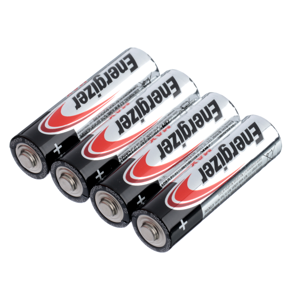 "Батарейки, 4 шт, щелочная, тип АA (LR6), BL, Energizer MАХ ""Alkaline"""