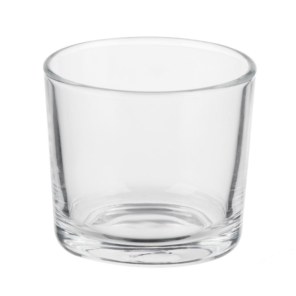PASABAHCE Подсвечник, 5,5 см стеклянный, (ALANYA) 54119S00