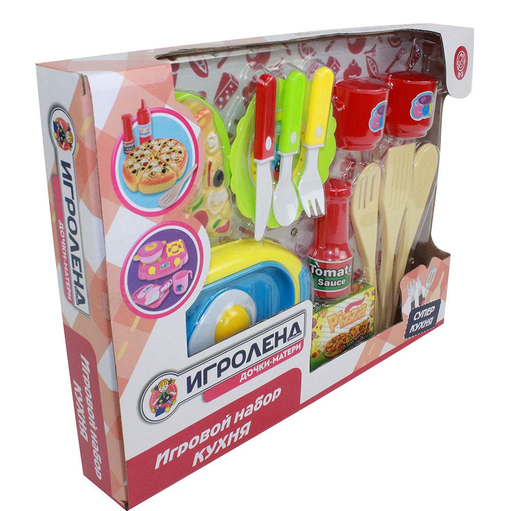 """Набор игровой """"Кухня"""", пластик, 36х29х6,5см"""