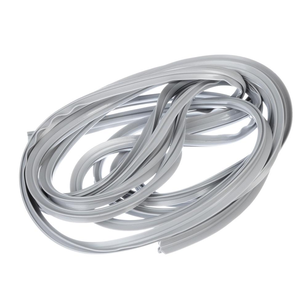 Уплотнитель для окон универсальный, 5 м, серый (эластомер)