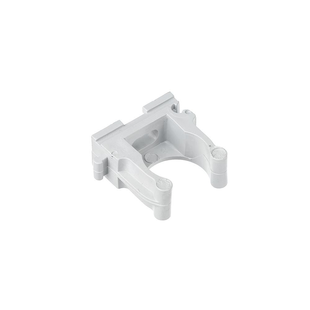 ЕРМАК Опора для крепления металлопластиковых и полипропиленовых труб к стене D20 (5 шт)