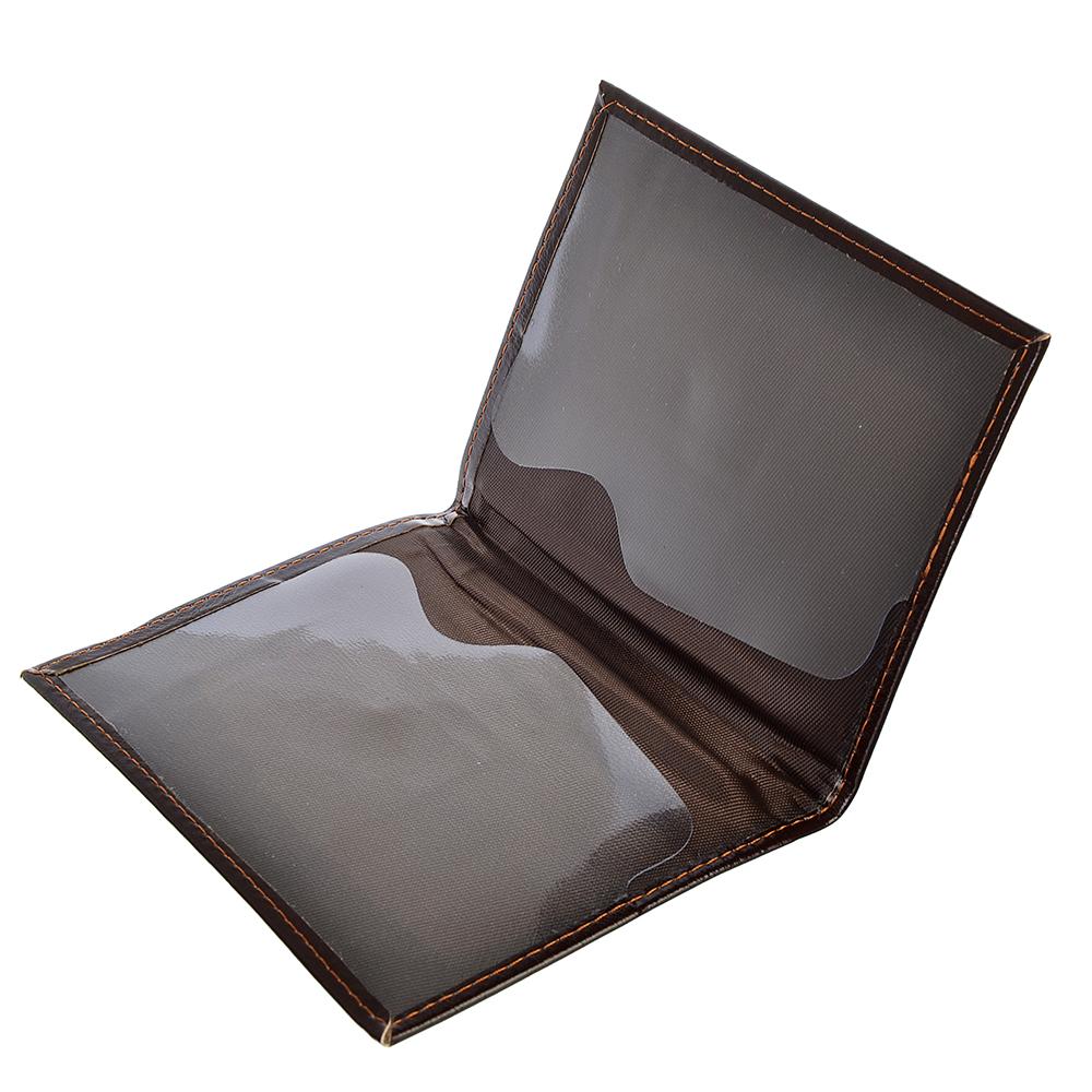 PAVO Обложка для паспорта 13,7х9,5см, искусст.кожа, 2-3 цвета, ОД19-56