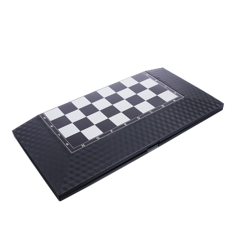 Шахматы, 33х33/33х17см, пластик