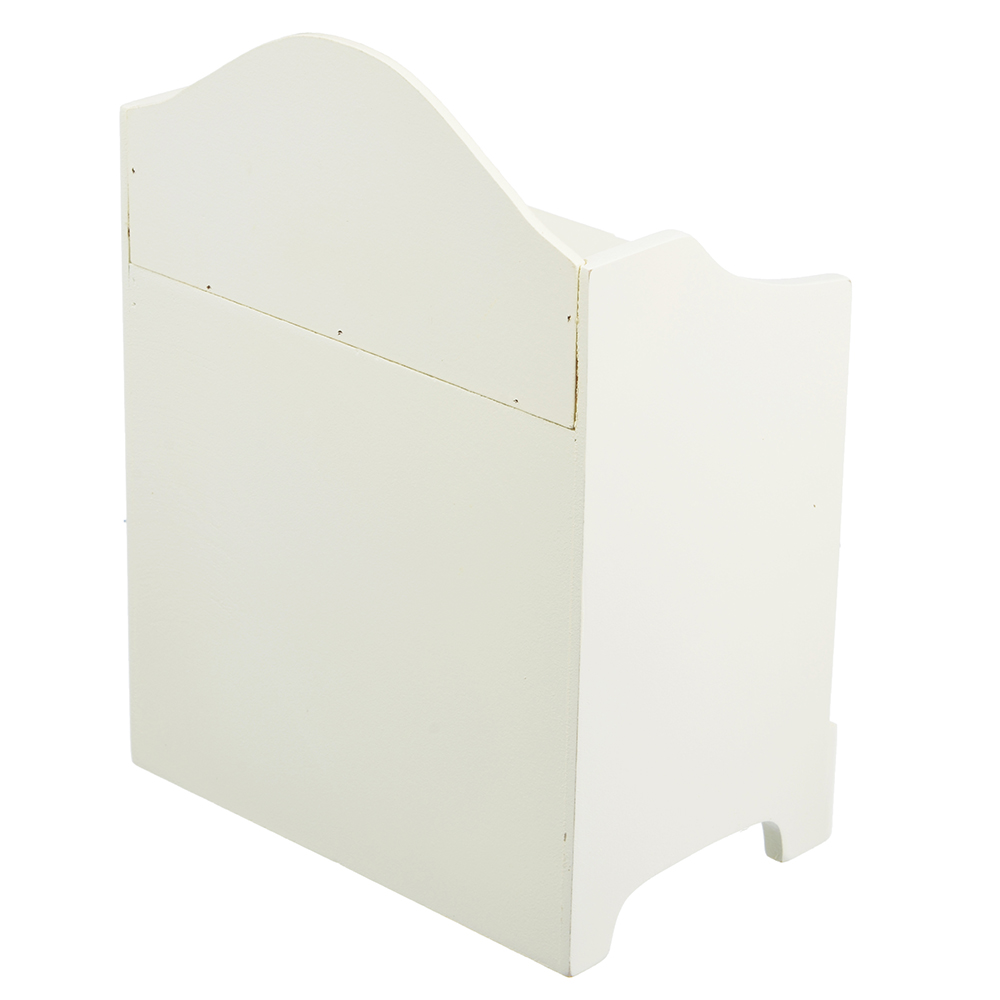 Шкатулка-комод для украшений 15х21х10 см, 2 дизайна, МДФ