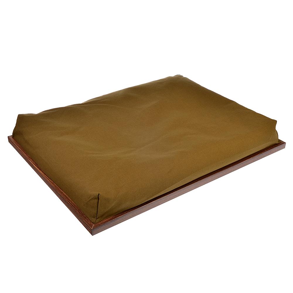 """Поднос на подушке, 43х32,5х6 см, МДФ, """"Лес"""""""