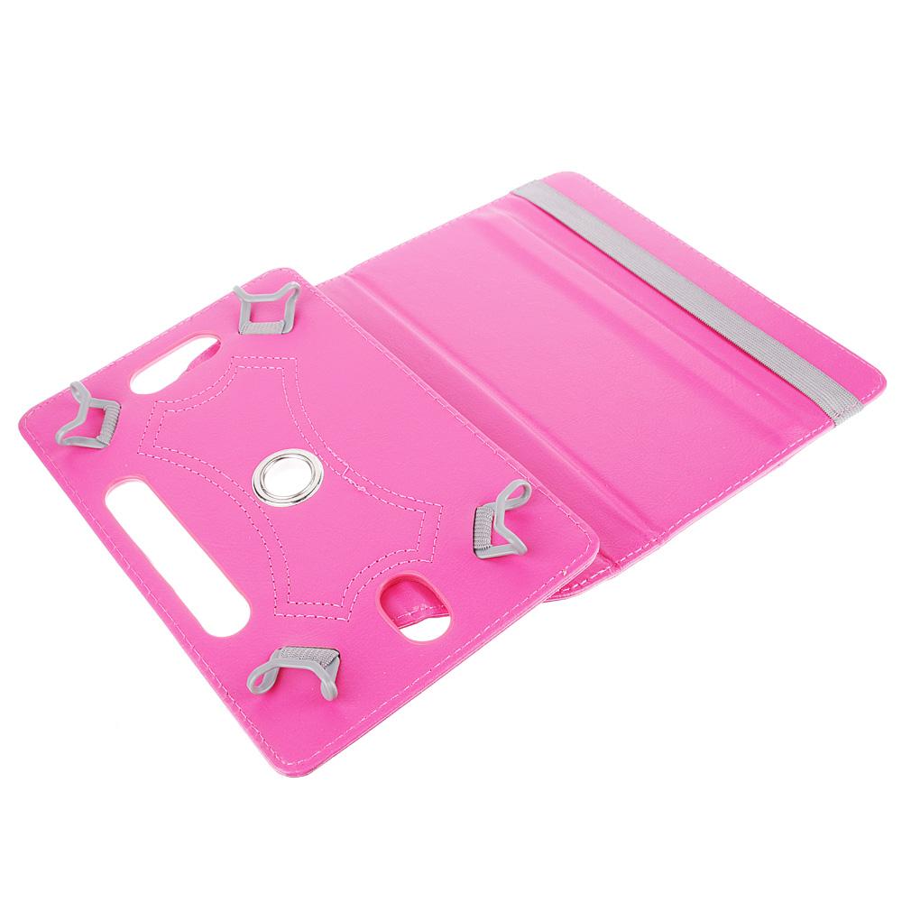 Чехол универсальный для планшета 7 дюймов, ПУ, 3-5 цветов