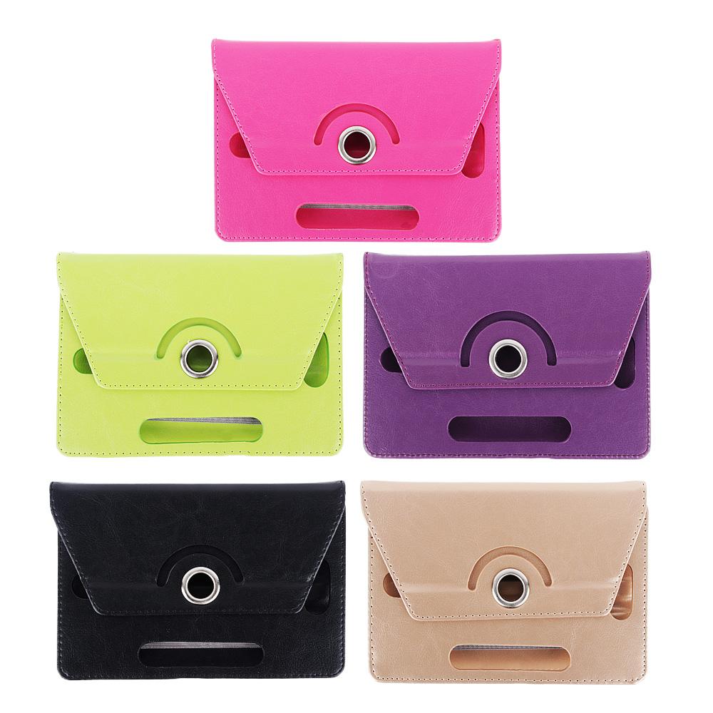 Чехол универсальный для планшета 10 дюймов, ПУ, 3-5 цветов