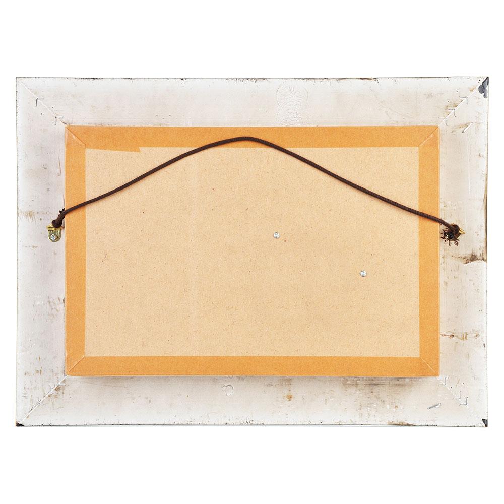 Коллаж сувенирный, МДФ, стекло, 38,5х29,5 см