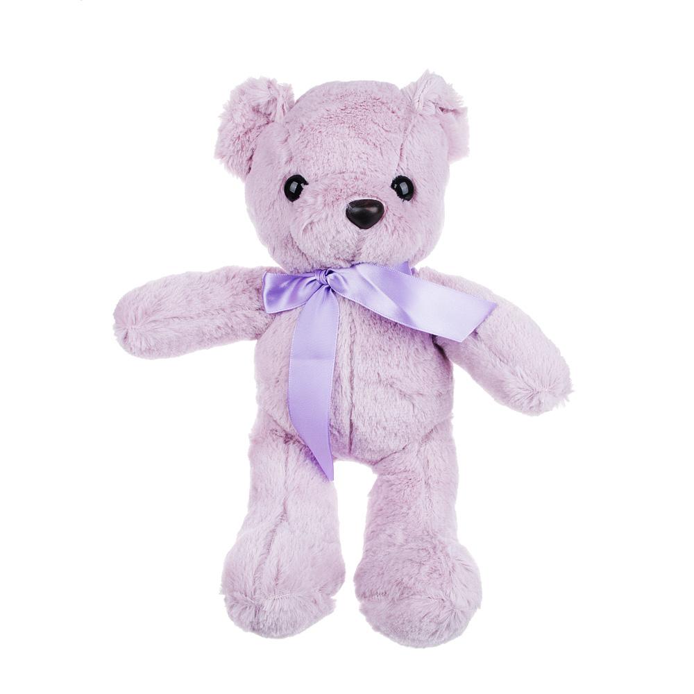 МЕШОК ПОДАРКОВ Мягкая игрушка в виде Медведя цветного, 32 см, полиэстер, 6-10 цветов