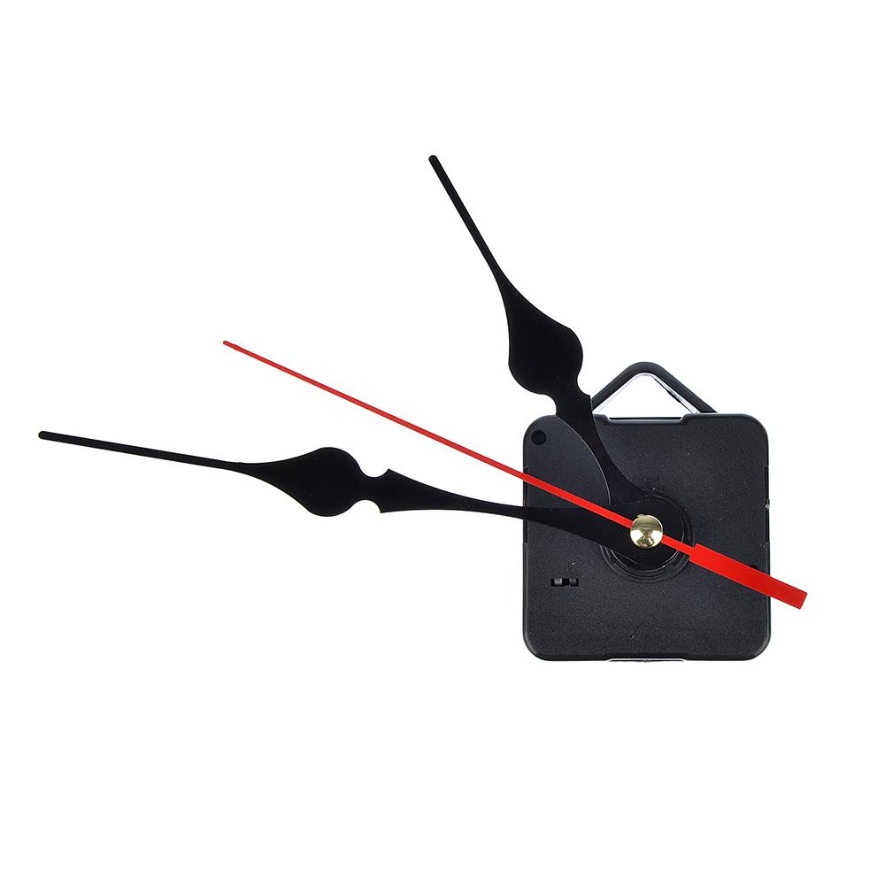 Механизм часовой, фигурные стрелки 13,4 см, плавный ход