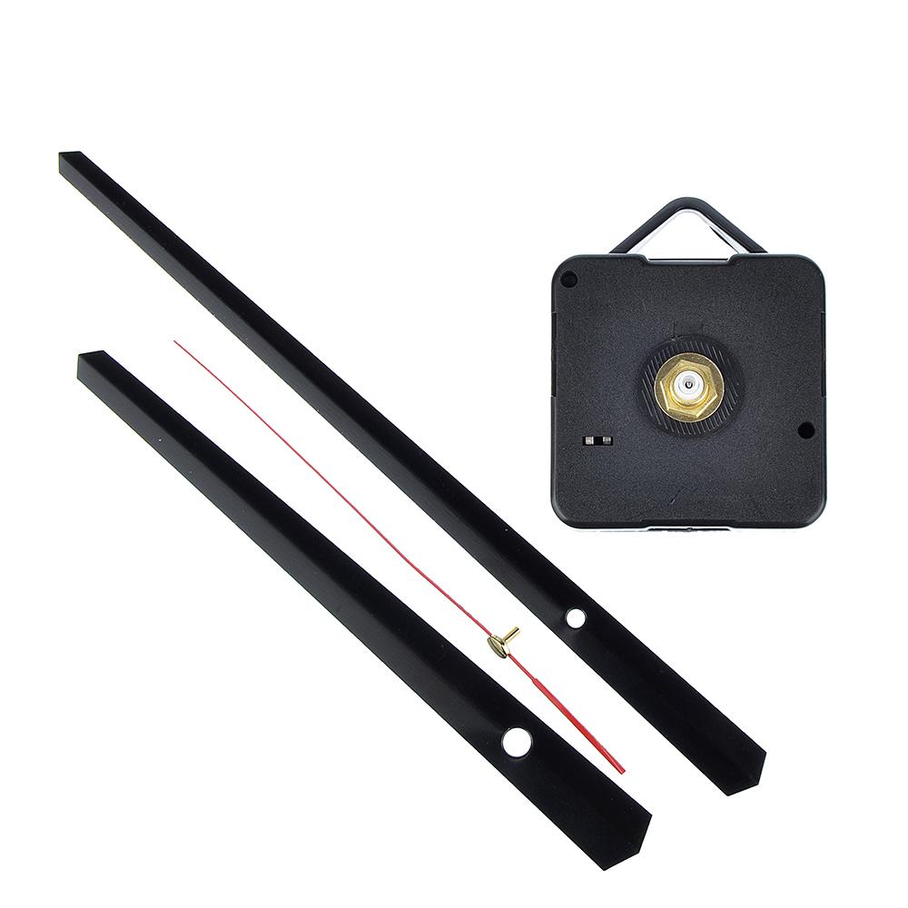 Механизм часовой, прямые стрелки, 14,3 см, плавный ход
