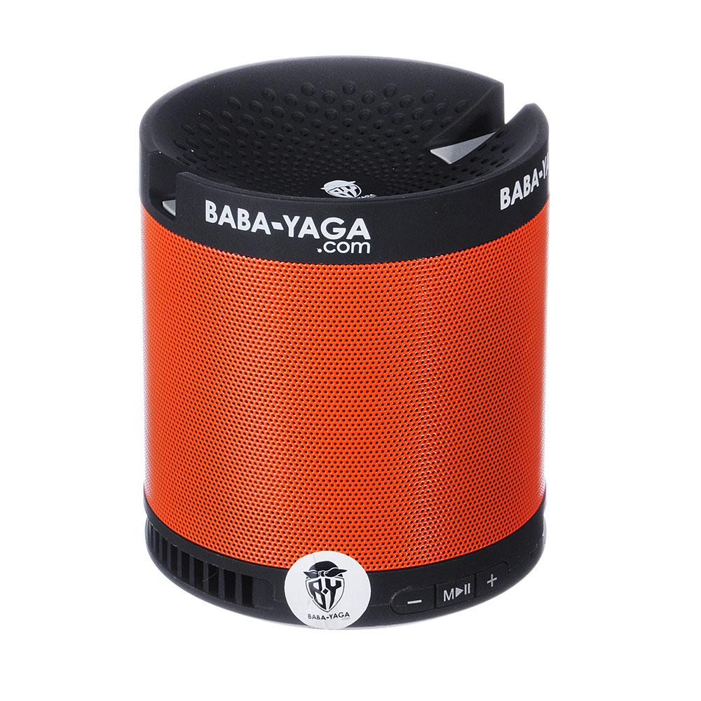 BY Аудио-колонка беспроводная с подставкой под телефон, 800 мач, USB, AUX, MicroSD, пластик