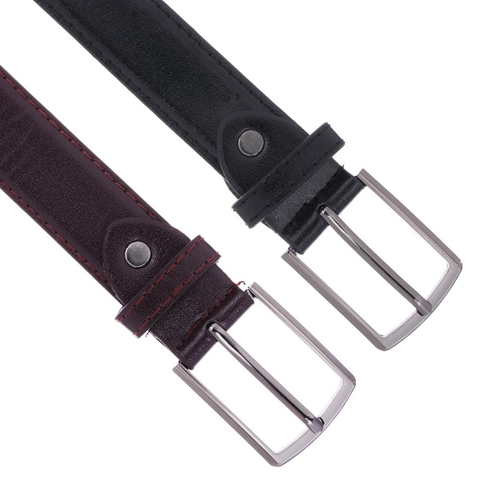 Ремень для мальчиков, ПУ, длина 95  см, ширина 2,8 см, 2 цвета, PAVO