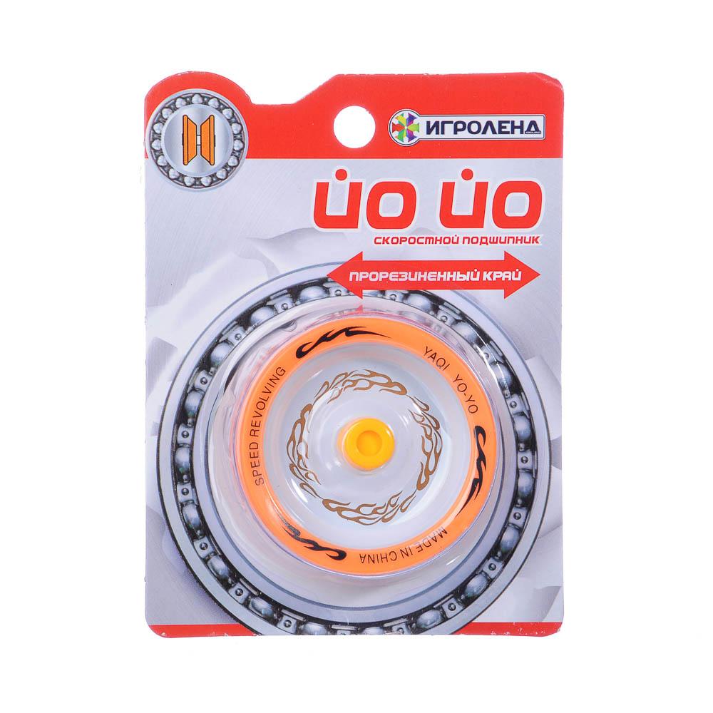 ИГРОЛЕНД Игрушка Йо-Йо, пластик, 6х6х2,5см
