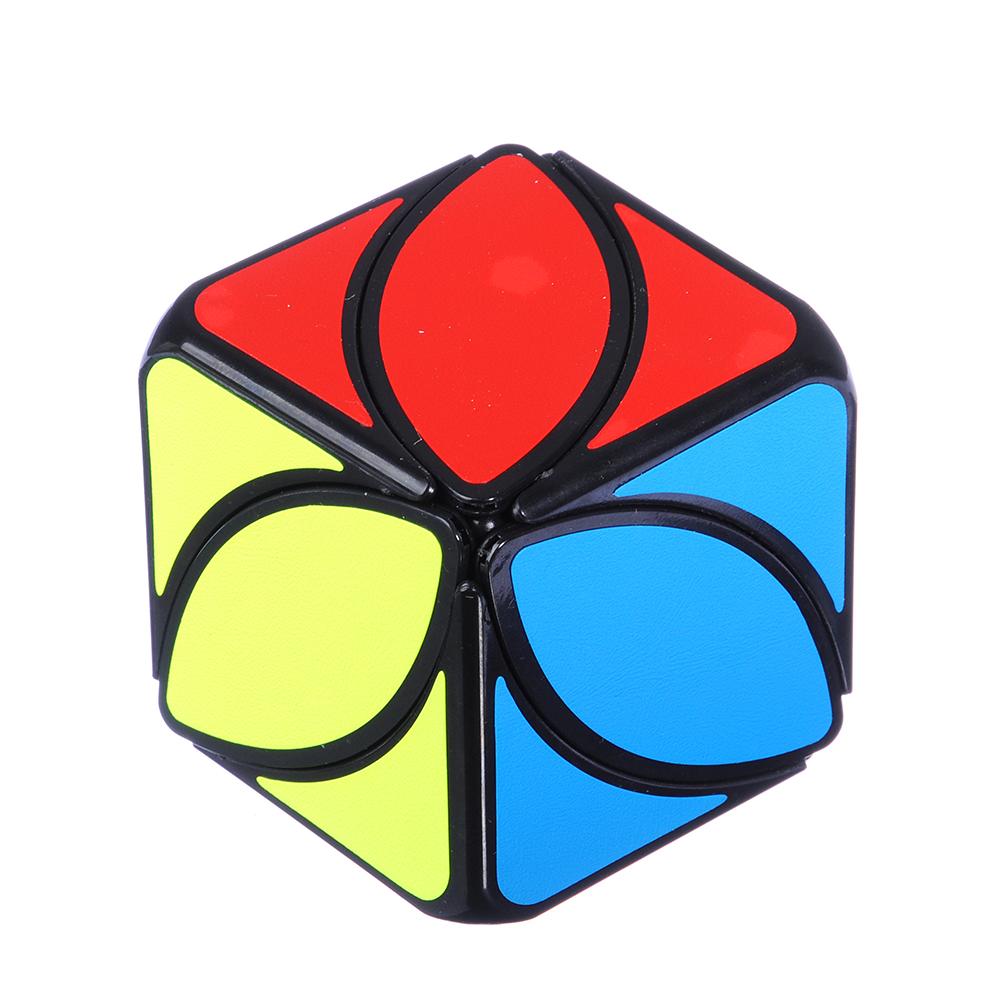 """ИГРОЛЕНД Головоломка """"Мир квадратов. Куб"""", пластик, 5,8х5,8х5,8см"""