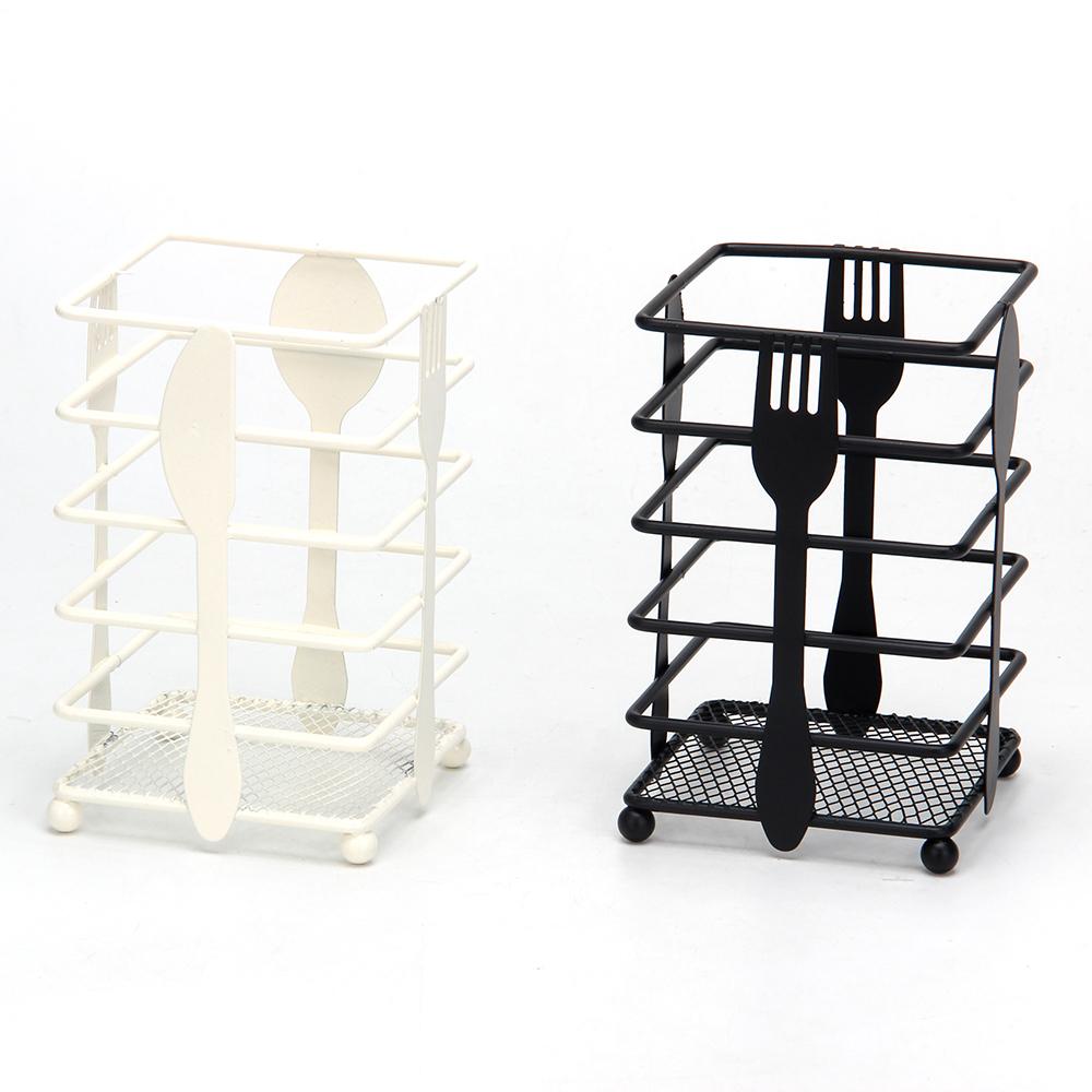 Подставка под столовые приборы, металл, 2 дизайна