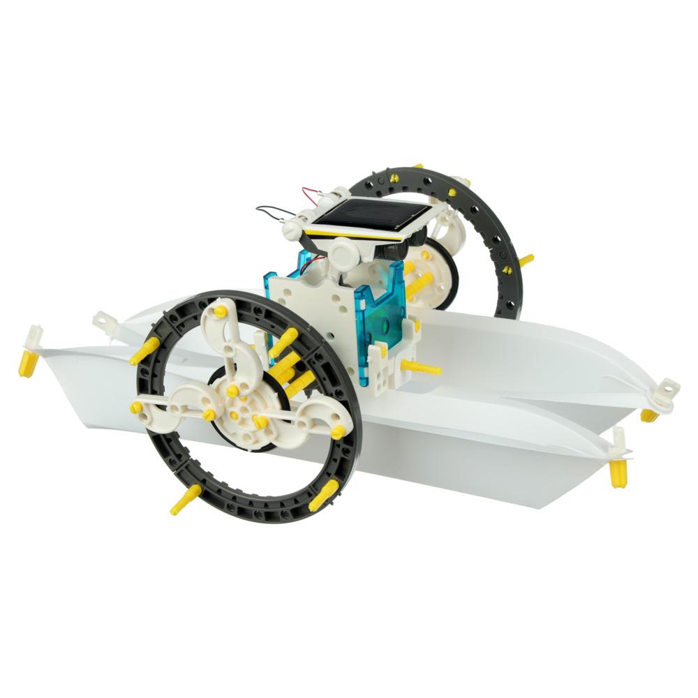 ИГРОЛЕНД Конструктор робототехника 13в1, пластик, 31х6,5х20см