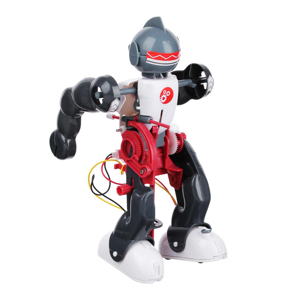 """ИГРОЛЕНД Конструктор робототехника """"Робот-Акробат"""", пластик, 25,3x19x6,5см"""