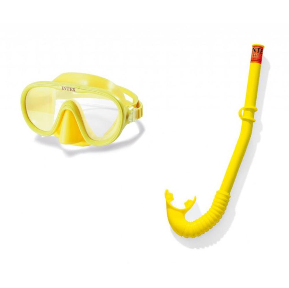 Набор для плавания INTEX 55642 (маска, трубка) от 8 лет