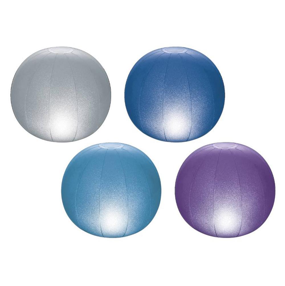 Плавающий светодиодный шар,23см x 22см, INTEX, 28693