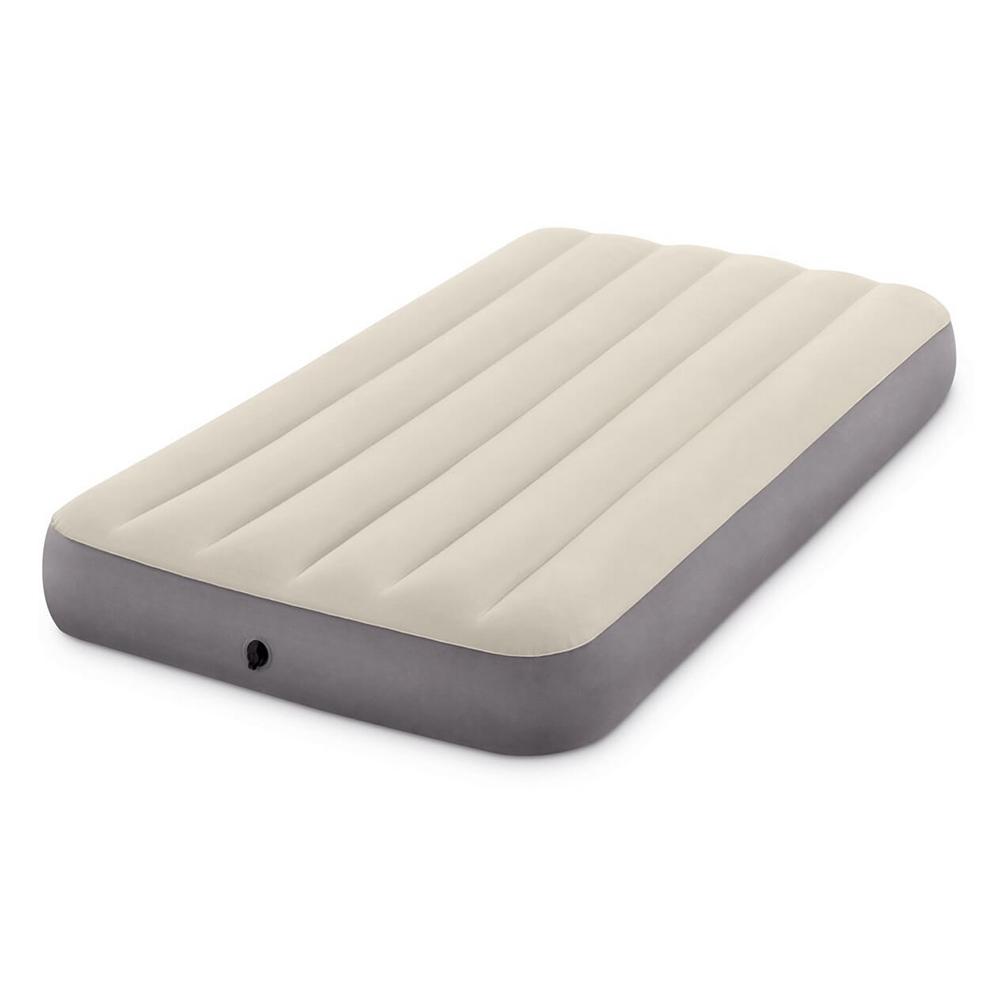 """Кровать надувная, 99х191х25 см, INTEX """"Делюкс твин"""", 64707"""